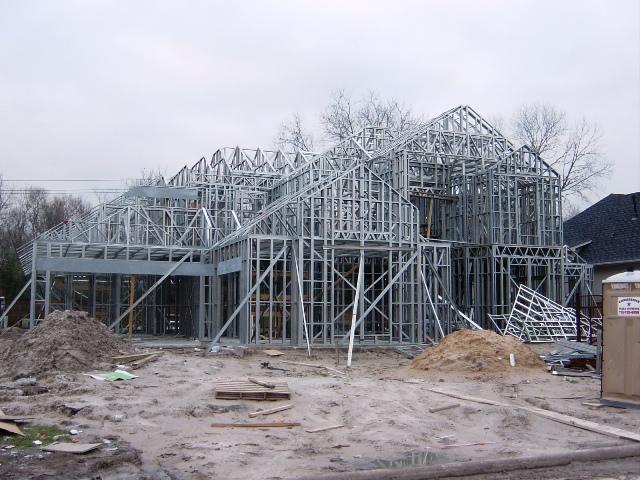 Steel Frame Construction – Comporta.biz