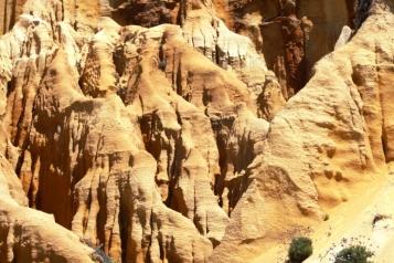 Sandstone Formations Praia do Pinheirinho