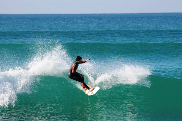 Riding the Wave in Comporta