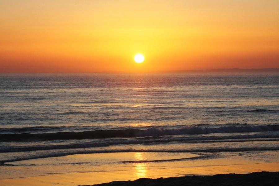 Comporta Beach Holiday Sunset
