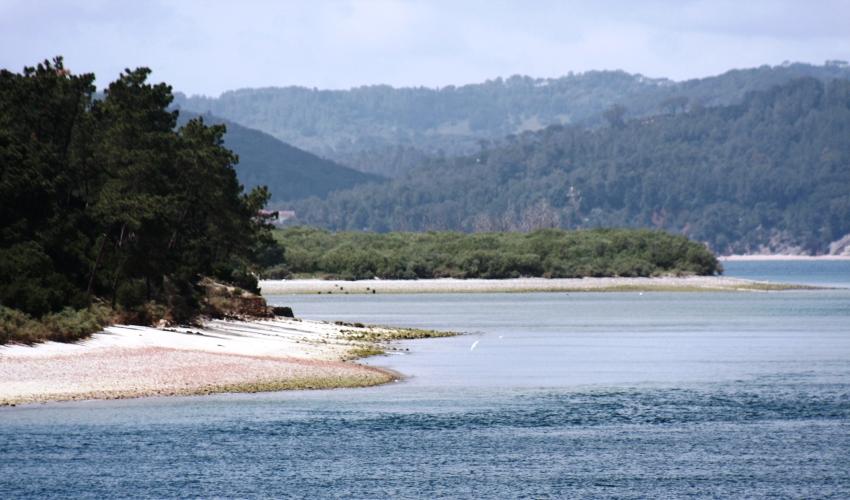 Sado Estuary Troia Peninsula