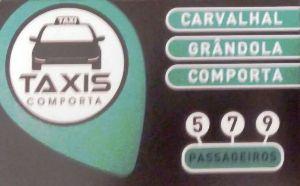 Taxis Comporta Carvalhal Grandola